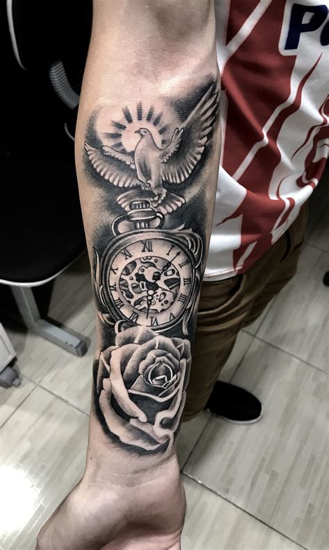 black and grey forearm tattoo designs black and grey xanditattoo ideas
