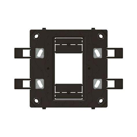 Frame 4 Legrand Niloe Putih arteor 2 to 4 module support frame 4 x 4 576031 legrand