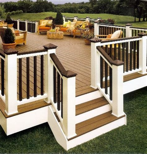 Deck With Patio Designs Outdoor Decks And Patios Home Interior Design