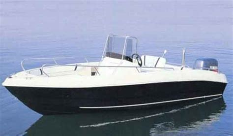 18 ft center console allmand boats fishing boats - 18 Foot Fishing Boat