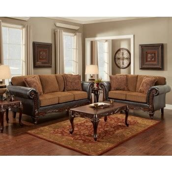 Uown Furniture Financing by Wink Chestnut Sofa And Loveseat 8600sofalove Living