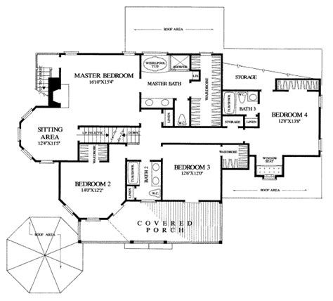 farm blueprints house 21877 blueprint details floor plans
