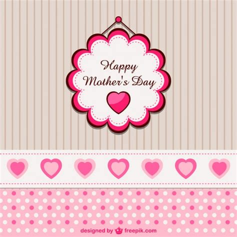 mother s day free vector illustration vector free download