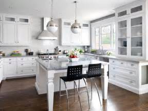 Kitchen Designs White Cabinets by White Kitchen Cabinets Design For Pure And Elegant Design