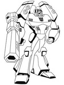 Transformers Coloring Pages On Pinterest sketch template