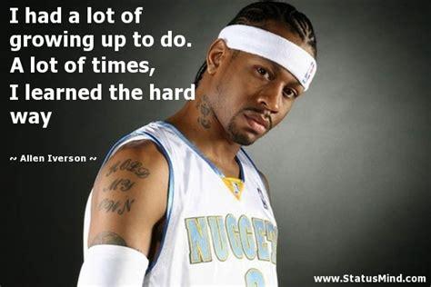 allen iverson quotes allen iverson best quotes quotesgram
