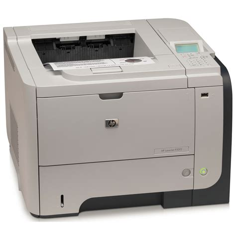 Laser Printer hp laserjet enterprise p3015dn a4 mono laser printer ce528a
