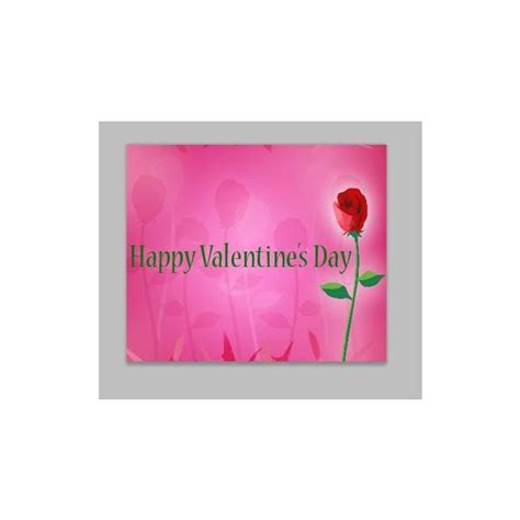 Joseph Valentines Day Card Template by Basic Valentines Card