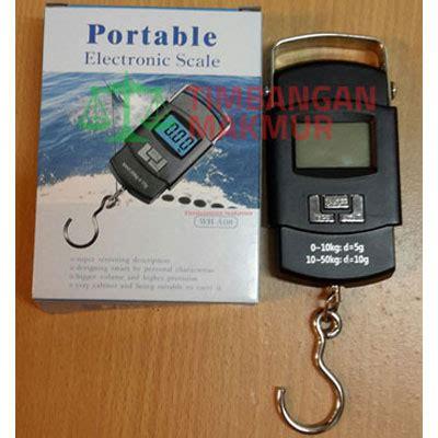 Timbangan Gantung Digital 50 Kg timbangan gantung wh a08 portable electronic scale timbangan makmur