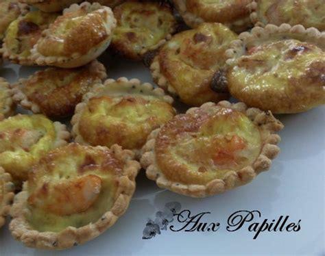 aux papilles by virginie tartelettes crevettes curry