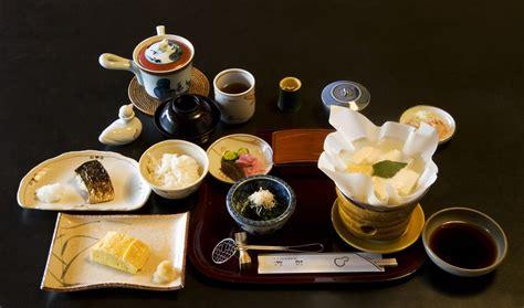 Japanese Food Culture Essay by File Breakfast At Tamahan Ryokan Kyoto Jpg