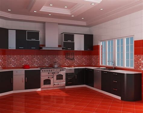 red and black kitchen cabinets red and black kitchen cabinets design of your house