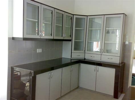 Lemari Piring Kaca Terbaru 60 model lemari dapur terbaru kaca alumunium dan kayu housepaper net