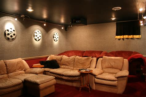 home theatre decor ideas home theater rooms room decorating ideas home
