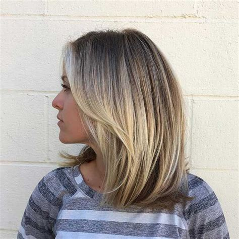 photos to copy for ideas haircuts for long thin hair to make it look thicker 27 pretty lob haircut ideas you should copy in 2017