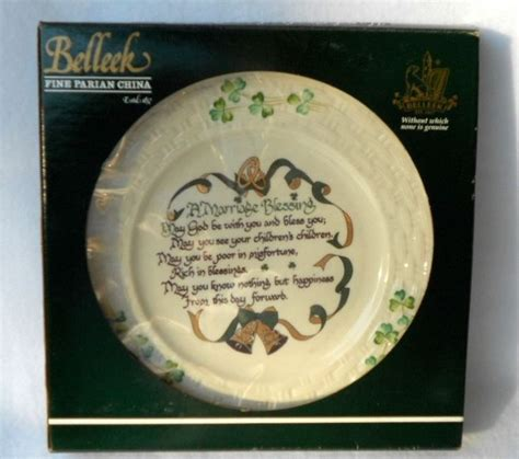 Wedding Blessing Bowl by The 794 Best Images About Belleek On