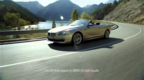 bmw commercial 2011 bmw 6 series commercial remember to breathe