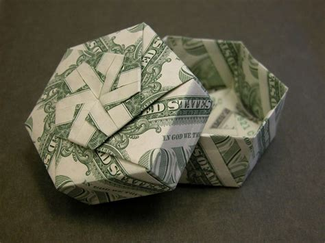 How To Make A Money Box With Paper - 17 best images about money gifts on dollar