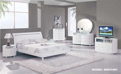 modern high gloss finish queen bedroom set made in italy furniture in brooklyn at gogofurniture com