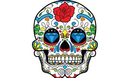colorful skull colorful skull www pixshark images galleries with