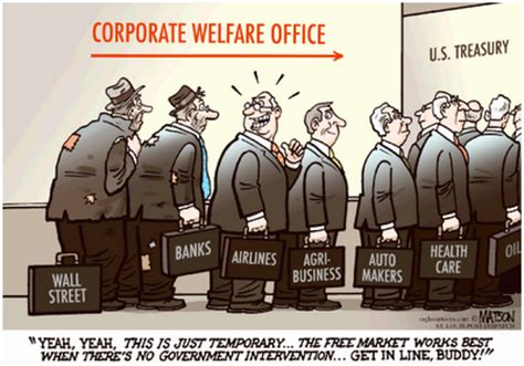 the real welfare problem government giveaways to the