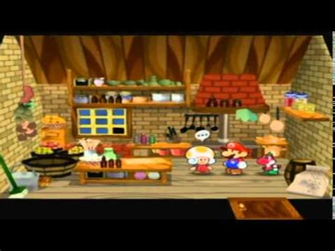 Paper Mario The Thousand Year Door Recipes by 063 Paper Mario The Thousand Year Door 100 Walkthrough Zess T Recipes