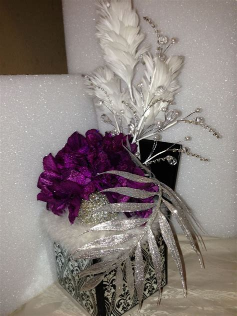 quincea 241 era table centerpiece quinceanera ideas pinterest