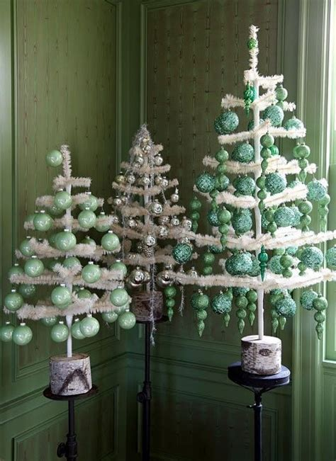 feather tree by martha stewart christmas pinterest