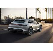 Porsche Mission E Cross Turismo  HiConsumption