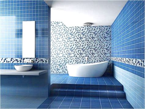Bathroom enchanting bathroom design ideas with blue tiles and difference bathroom shower tile