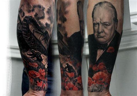winston churchill tattoo 17 best images about ideas on sleeve