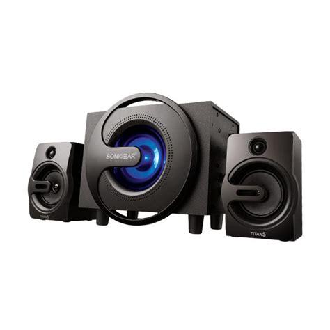 Speker Sonic Gear Titan5 Btmi Bluetooth jual sonicgear new titan 5 btmi bluetooth speaker