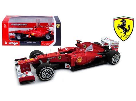 Diecast Bburago 132 F2012 Fernando Alonso autos 1 32 f1 world diecast scale models and more