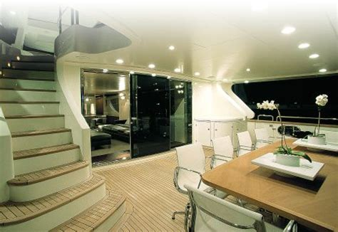 Eclipse Yacht Interior by Top 10 Yachts In The World
