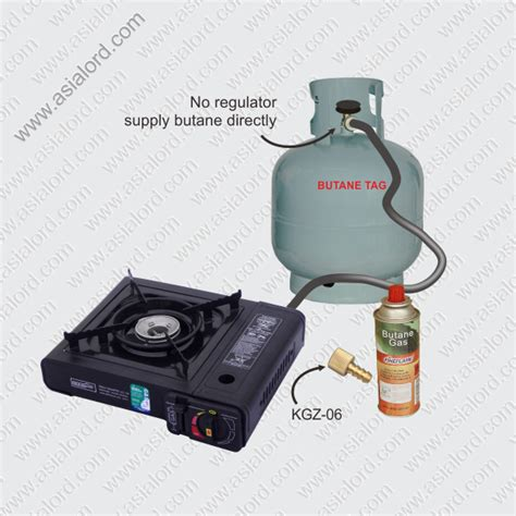 Kompor Portable Niko kompor gas untuk pemanas sentral tekanan tinggi blower fan
