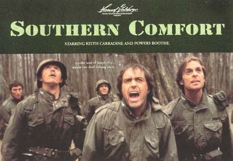 movie southern comfort southern comfort 1981 movie review horrorphilia