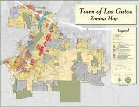 Of Los Gatos General Plan Zoning Information The Los Gatos Ca