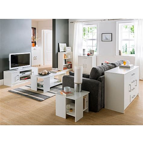 Living Room Furniture Ranges with Alton Living Room Furniture Range White Living Dining Ranges Asda Direct