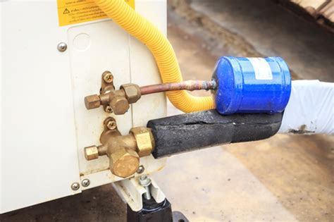 valley comfort heating and air how an air conditioner service valve works valley