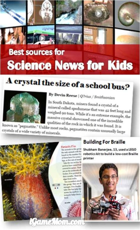 best science news best learning tools for science news for