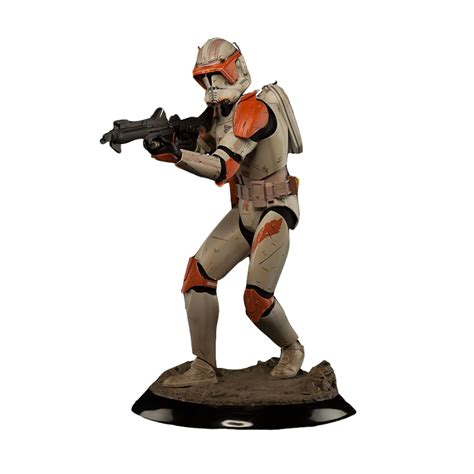 9 Statue Premium sideshow collectibles wars commander limited release 18 5 quot premium format statue at