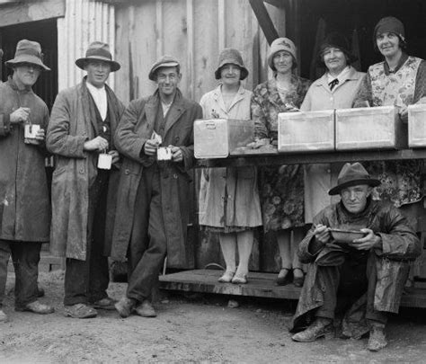 The Great Depression Soup Kitchen by Great Depression Soup Kitchens Quotes