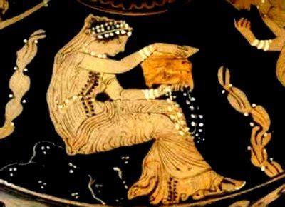mito il vaso di pandora mito pandora representado en vasija griega palabra de mujer