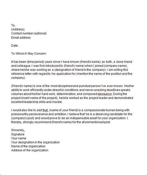 Berklee College Of Letter Of Recommendation recommendation letter for college template business