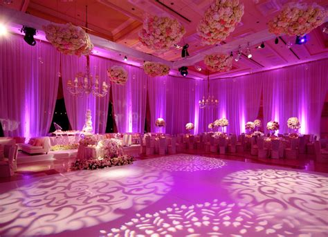 wedding decor wedding dance lighting ideas