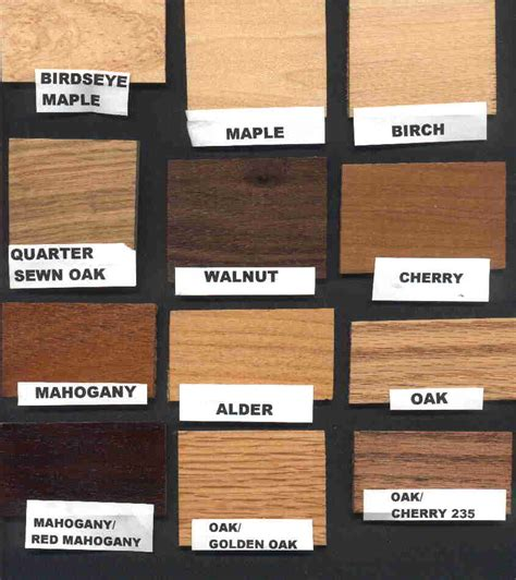 stained wood colors wood stain color sles