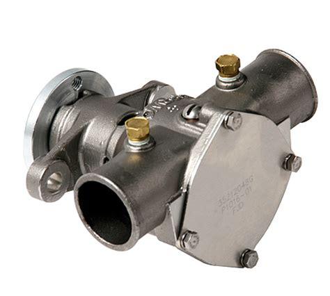 sherwood p p  engine cooling pump
