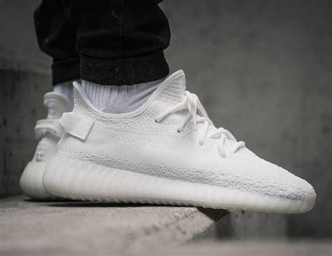 Adidas Yeezy 350 Boost V2 White Kick adidas yeezy boost 350 v2 cp9366 2018 release date sneaker bar detroit