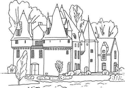 arendelle castle coloring page 20 dessins de coloriage chateau fort 224 imprimer 224 imprimer