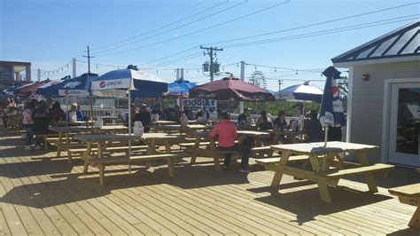 higgins crab house south ocean city md 05 19 2015 higgins continues to evolve with new deck area addition grows crab house